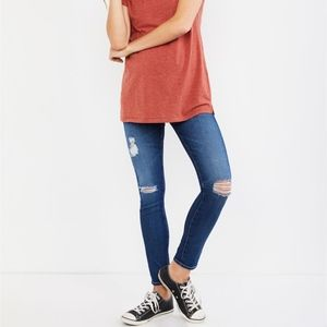 AG Adriano Goldschmied Ankle Maternity Jeans